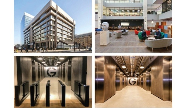 Antron and Inner Range provides integrated security solution at Derwent London