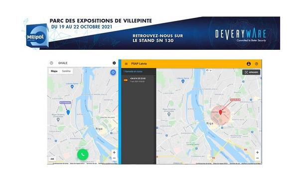 Deveryware to exhibit security solutions to aid investigations at Milipol Paris 2021 exhibition