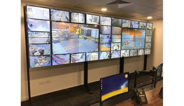Nedap AEOS access control and intrusion detection system helps secure DHL's business in Saudi Arabia