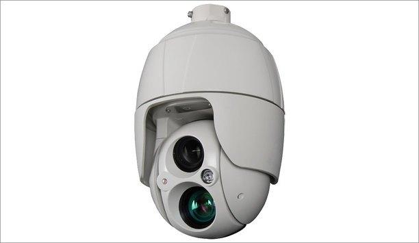ISC West 2017: Digital Watchdog displays 2.1MP 30x optical zoom PTZ dome IP camera - DWC-MPTZ30X