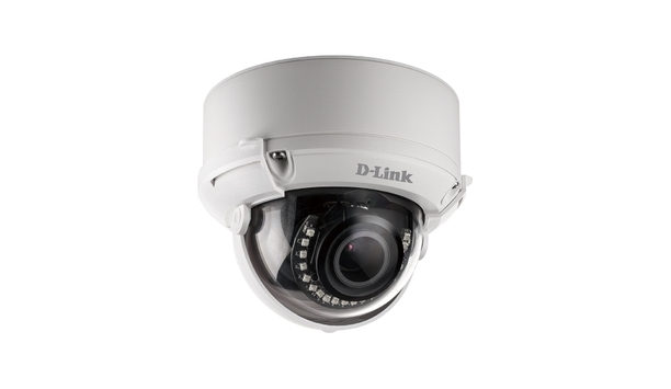 D-Link launches camera supporting H.265 Video Compression Standard