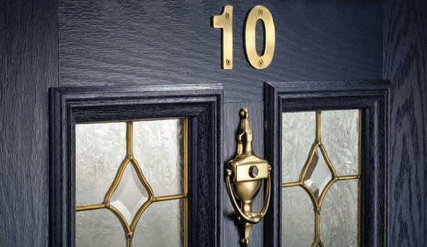 Door-stop releases tougher doors in response to new security regulations