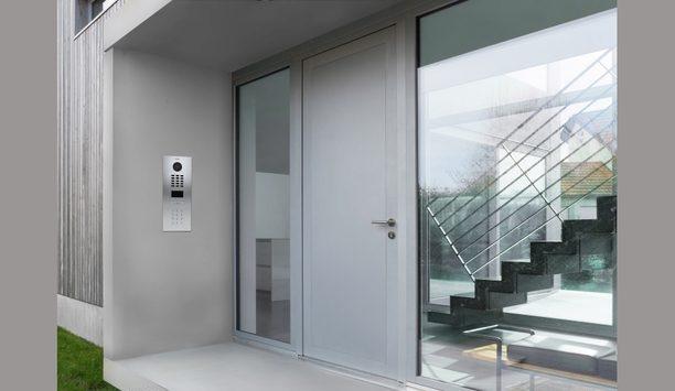 DoorBird Exhibits D2101KV Doorbell With Keypad Access At CEDIA Expo And Global Security Exchange 2018