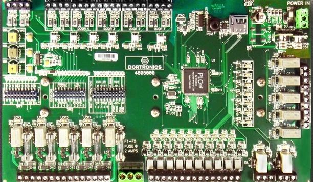 Dortronics to showcase 4800 series smart Interlock door controllers at ISC West 2018
