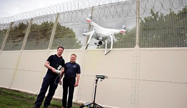 Sky Fence Drone Technology Enhances Les Nicolles's Security
