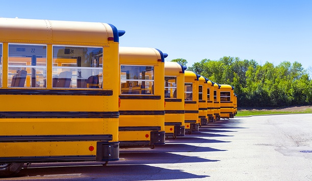 Hikvision surveillance equipment protects pupils on school buses in Dubai