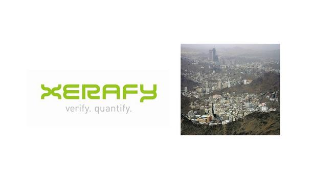 E-vision transforms waste collection in Mecca with real-time visibility from Xerafy