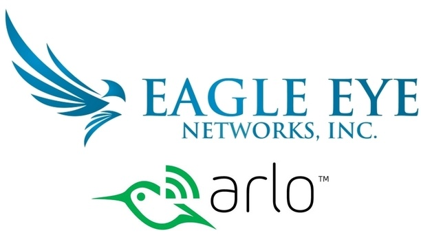 Eagle Eye Cloud VMS integrates with Arlo FlexPower Camera System providing wireless surveillance solutions