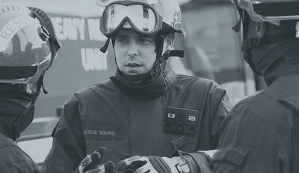 Edesix wins contract to supply body worn cameras to Staffordshire Fire and Rescue