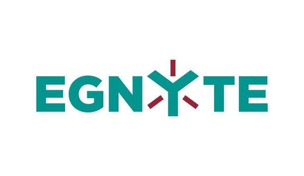 Egnyte's tools and services help mid-market IT organisations improve their data security and compliance competence