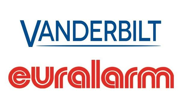 Euralarm announces welcoming Vanderbilt as new member of its Security Section