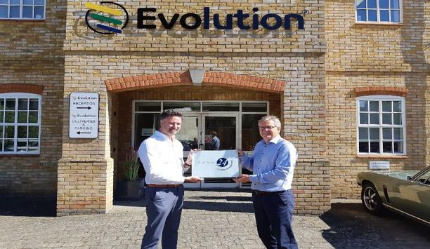 Evolution announced as certified systems integrator for Honeywell Gent