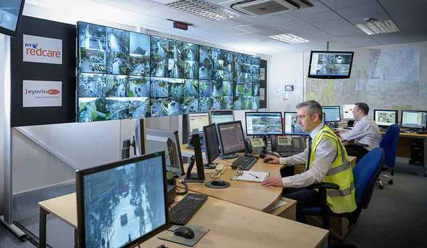 eyevis Collaborates With Industry Partners To Deliver Large Smart City Security And Transport Operations Centers In UK
