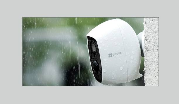 EZVIZ adds C3A CCTV to surveillance camera portfolio with Smart Human Technology