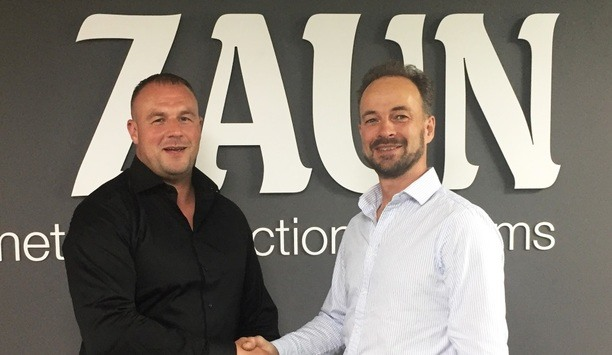 Fastline Steel Services Ltd and Zaun Ltd collaborate to maximise their productivity in the international fencing market