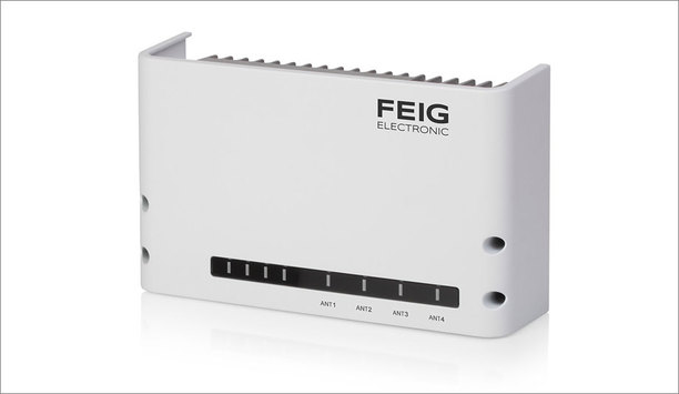 FEIG Electronics Updates LRU1002 UHF Long-Range Reader With New Features