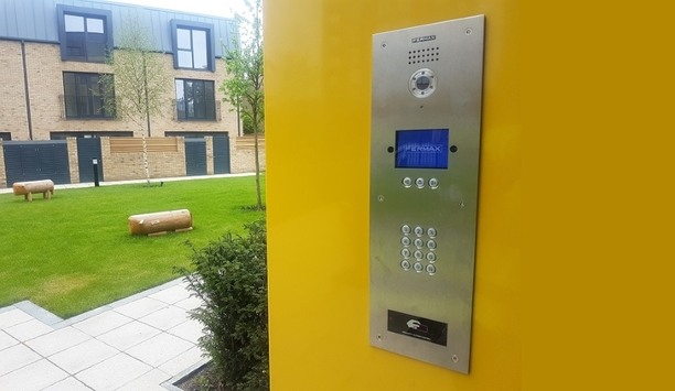 FERMAX 2 Wire System installed on major South London Residential Project
