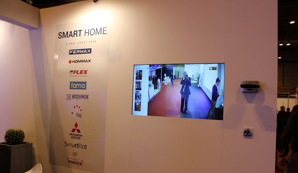 Fermax exhibits AI-powered smart home automation systems at Global Robot Expo 2018
