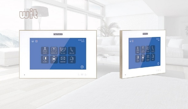 FERMAX expands products and features of MEET video door entry system for residential security