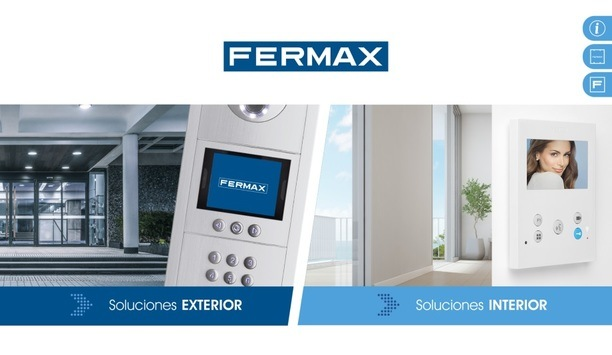 Fermax Releases New Version Of FERMAX FOR REAL App With Augmented Reality Application