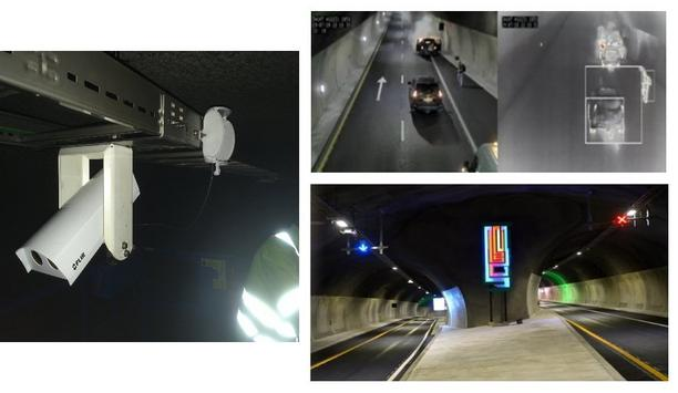 FLIR's Dual-Vision Cameras For Automatic Incident Detection Keep Norwegian Tunnels Safe