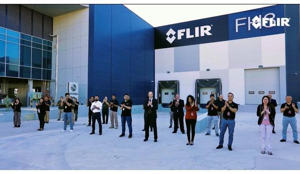 FLIR Inaugurates New Service Center In Dubai