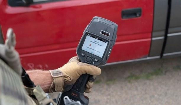 FLIR's Fido X4 handheld explosives trace detector (ETD) receives ASTM E2520-15 performance certification