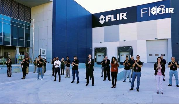 FLIR Opens New Service Center In Dubai