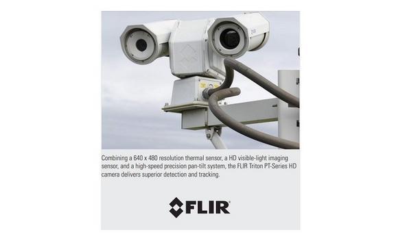 FLIR Systems enhances the perimeter security of Mineta San Jose International Airport