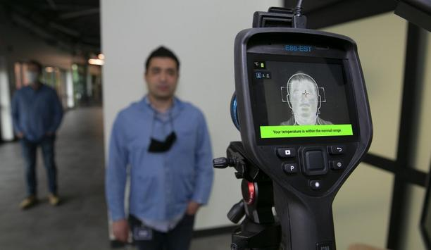 FLIR Systems announces modified thermal cameras to enhance temperature screening solutions