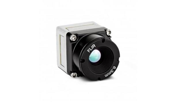 FLIR Systems Announce The Launch Of The Boson Thermal Imaging Camera Module's Radiometric Version