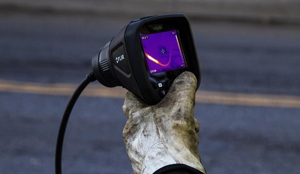 FLIR Systems Release Dual-Sensor FLIR VS290-32 Thermal And Visible Videoscope For Safe Inspections Of Underground Utility Vaults