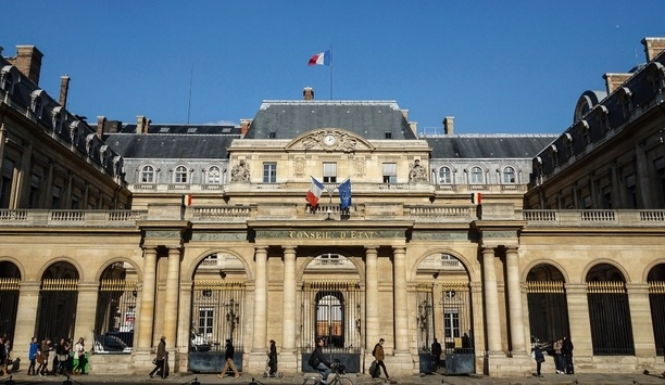 LOCKEN's access control solution safeguards France's Palais Royal