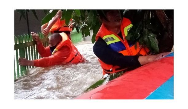 G4S helps out with dramatic Jakarta flood rescue