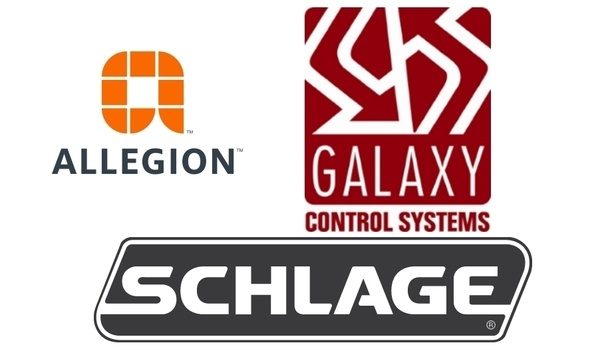 Galaxy Control And Allegion's Schlage Integrate To Offer Enhanced Cloud-Based Door Access Control