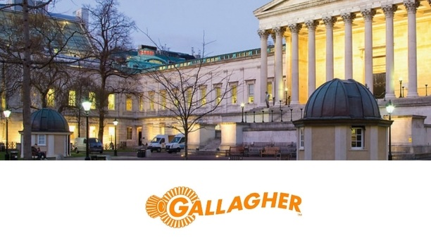 Gallagher Secures University College London's Campus With Its Access Control Systems