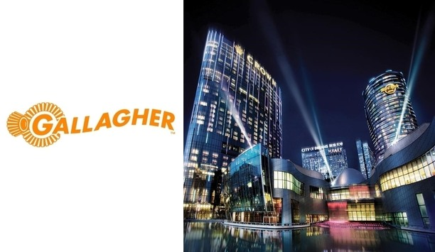 Gallagher's Command Centre central management software deployed at City of Dreams in Macau