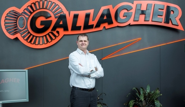 Gallagher Security appoints Richard Huison as the General Manager for UK and Europe