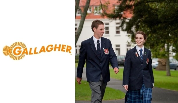 Gallagher's Command Centre solution integrated as building management system at St Peter's School