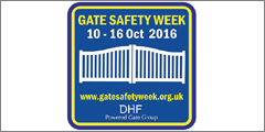 Safe Gates Save Lives: DHF To Run Gate Safety Week 2016 Campaign