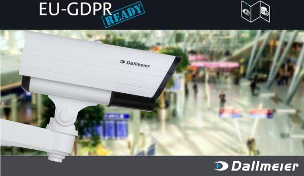 Dallmeier's module configures video systems according to EU General Data Protection Regulation