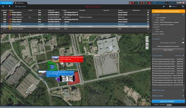 Genetec Showcases Security Center, Mission Control And Clearance Business Intelligence Solutions At GSX 2018