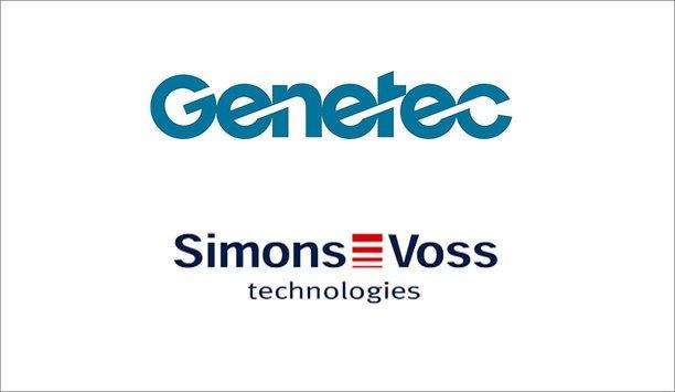Genetec announces technology partnership with SimonsVoss GmbH