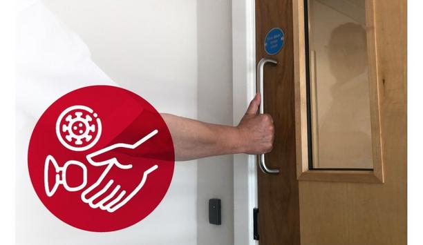 Geofire Announces The Launch Of Agrippa Door Holder To Help Prevent The Spread Of COVID-19