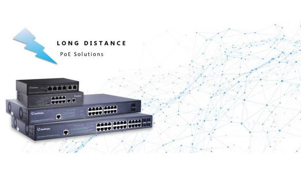 GeoVision's Announces The Launch Of Long Distance A-Series PoE Switch For Video Surveillance Industry