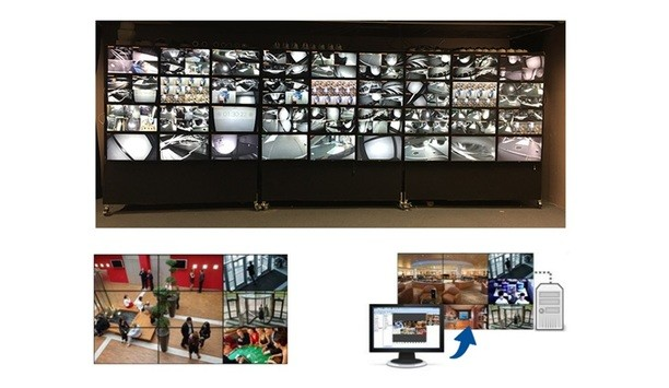 GeoVision Video Wall offers an advanced video wall solution that supports countless channels