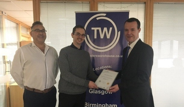 GJD and Traders Warehouse celebrate ten years of partnership