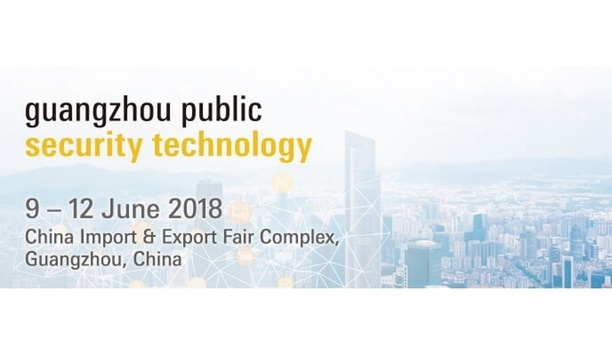 Smart city and public safety solutions to be displayed at Guangzhou Public Security Technology 2018