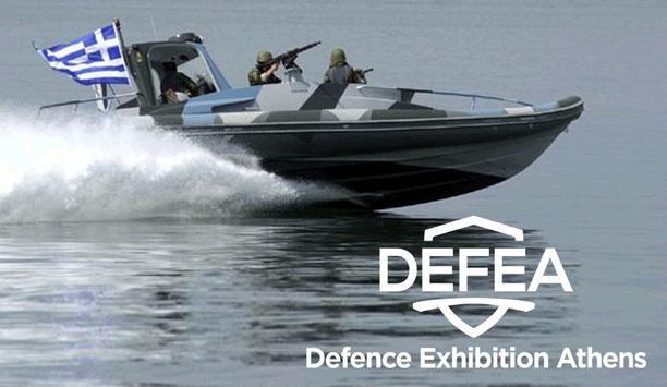 Greek companies participate in the DEFEA exhibition