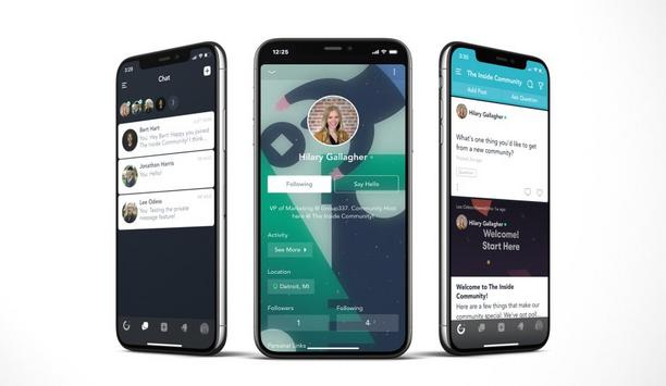 Group337 launches The Inside Community, iOS and Android app for the security industry